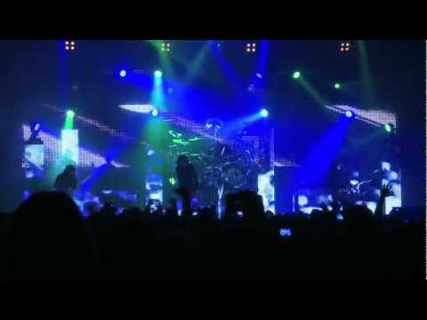 Korn - 'Narcissistic Cannibal' live in New York City, NY 11/4/11