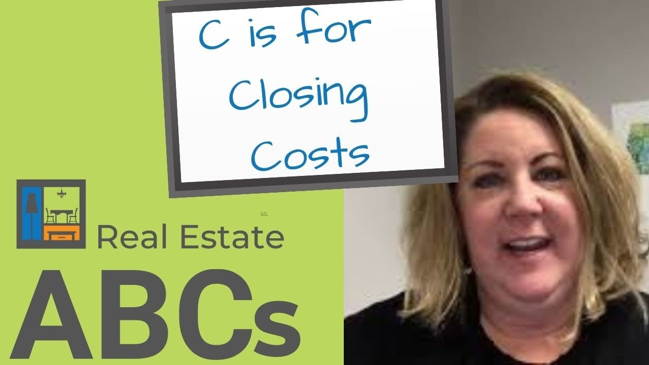 Real Estate ABCs | Closing Costs