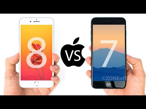 iPhone 8 vs iPhone 7 - Should You Upgrade?