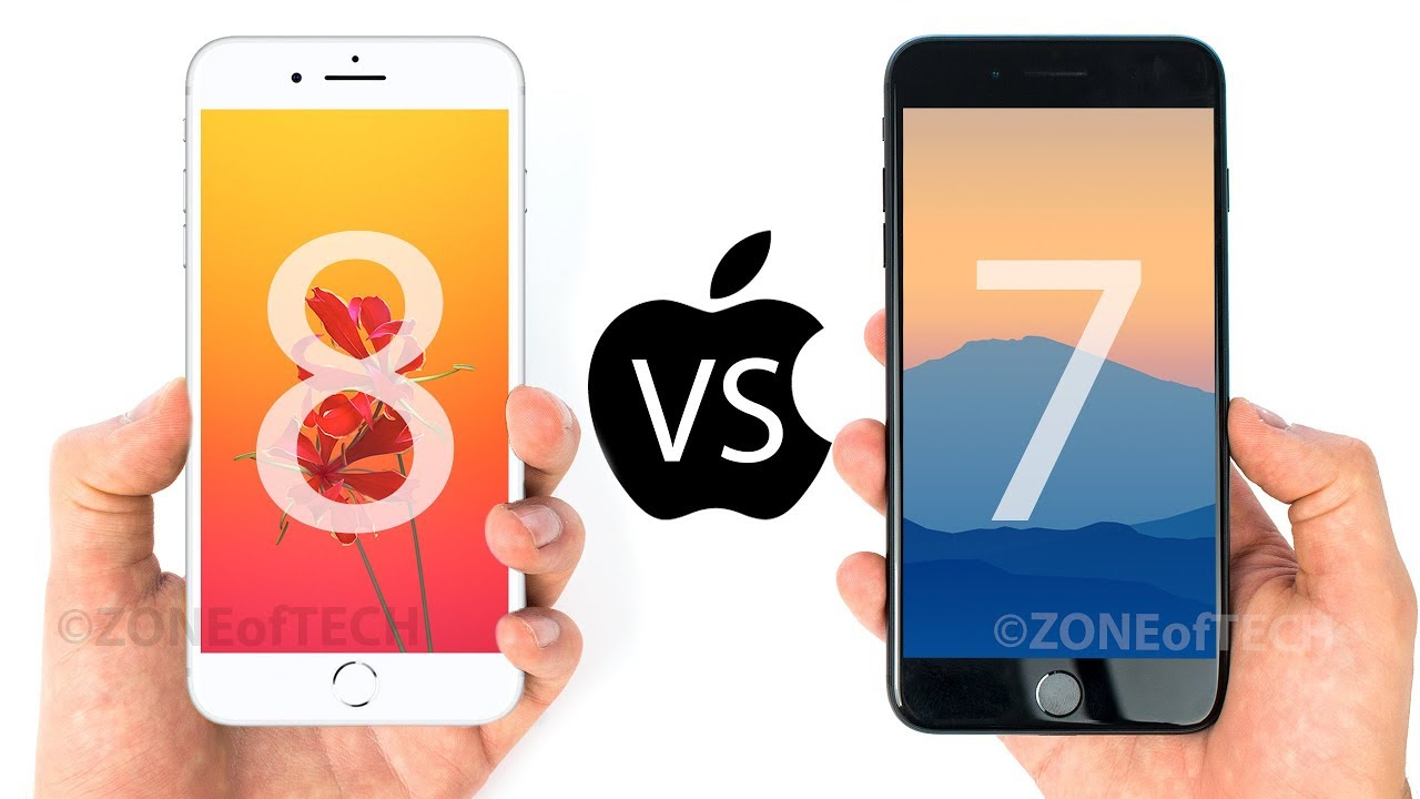 Iphone 7 Oder 8