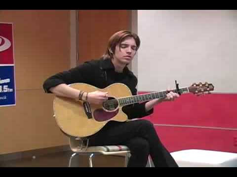 Wherever You Will Go  Alex Band  at FM 100 Memphis