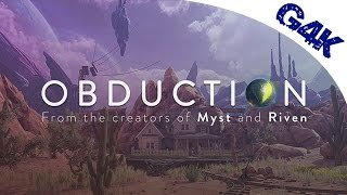 Obduction - First 40m Gameplay