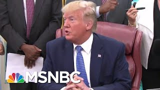 NYT Columnist: Donald Trump Border Facilities Like \'Baby Jails\' | The Beat With Ari Melber | MSNBC