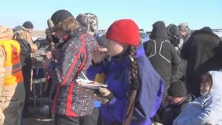 """Любительские зимние соревнования по ловле воблы, под названием """"Первый лед 2014"""""""