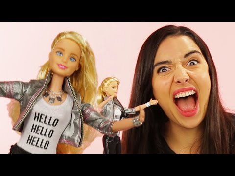 Grown Women Discuss Feminism With Hello Barbie