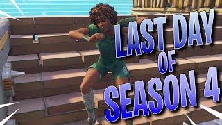OG Scout Skin Season 1 - Fortnite Battle Royale Gameplay