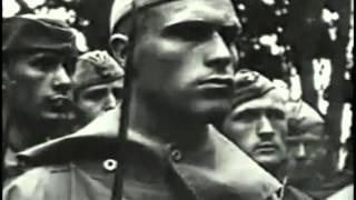 Кинохроника Отечественной войны