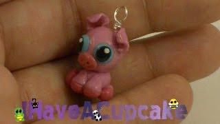 Piggy Charm