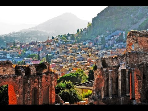 Places to see in ( Taormina - Italy ) - YouTube