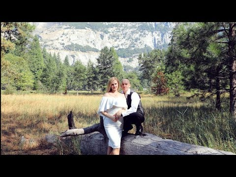 Our Yosemite Wedding Getaway for Two