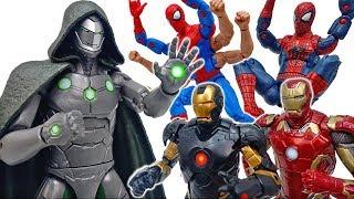 Spider-Man Brothers Stole Dinosaur Eggs~! Go Iron-Man Brothers #ToyMartTV