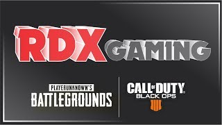 PUBG PC 🔴LIVE🔴 BLACK OPS4 BLACKOUT | ROAD TO 2K SUBS| RDX INDIA