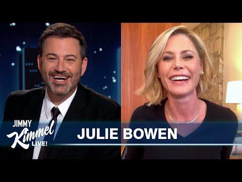 Julie Bowen on Battling a Scorpion, Modern Family Finale & Adam Sandler