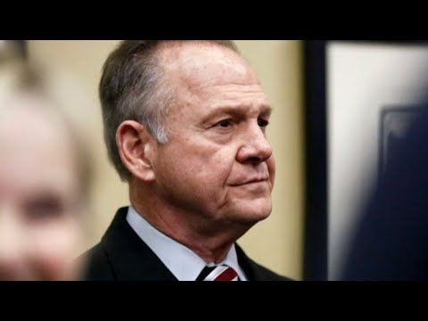 Calls grow for Roy Moore to drop out of Alabama Senate race