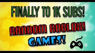 Back With a Roblox Stream! - Road to 1K Subs!! (FINALLY)