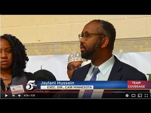 Video: CAIR-Minnesota Director Responds to Arrests of Mosque Bombing Suspects
