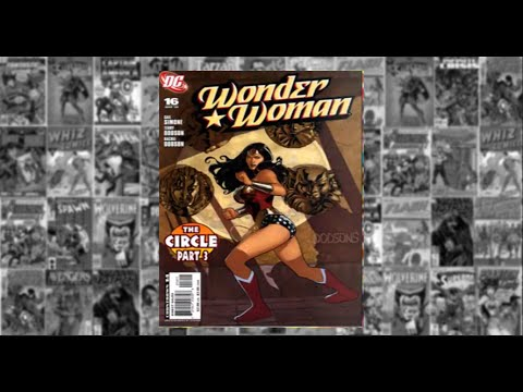 "Wonder Woman: Vol 3 #16 - The Circle, Part Three - ""The Wellspring Of All Vengeance"""