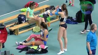 Polish athletics indoor championships u20 | 2018 highlights | girls of poland | ᴴᴰ