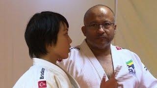 Brazilian judo men's team gets a woman coach