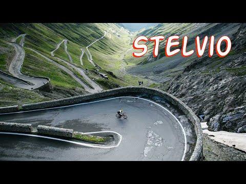 Bringatúra a Keleti-Alpok legmagasabb hágóin - Passo dello Stelvio