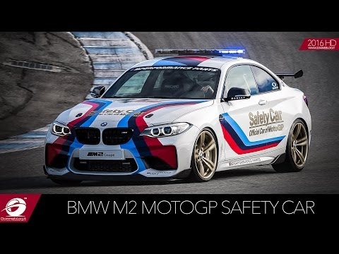 BMW M2 Safety Car | EXHAUST SOUND .. Racetrack Accelerations