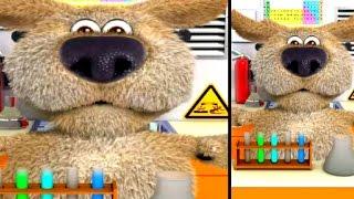 Для Детей Игра на Андроид Говоящий Бен Смешная Собака Игра