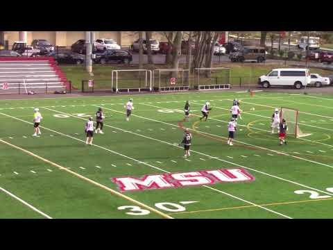 Matt Robinson (2019) Fall 2017 Lacrosse Highlights