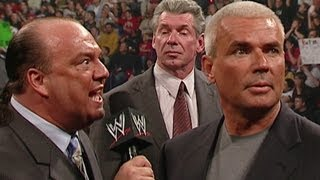 Paul Heyman invites Eric Bischoff to ECW One Night Stand