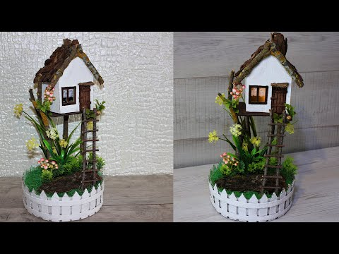 Поделки в садик своими руками из природных материалов