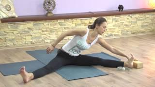 Йога - третье занятие