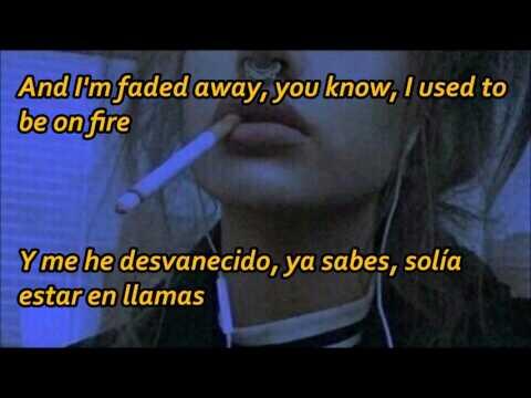 Halsey - Angel On Fire (Lyrics - Sub Español)
