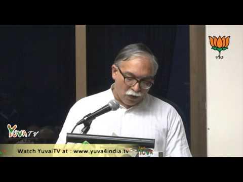 """Shri Arun Kumar speech on """"Article 370"""" at India International Centre, New Delhi"""
