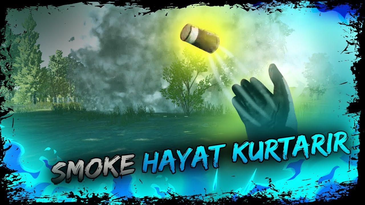 SMOKE HAYAT KURTARIR [PUBG]
