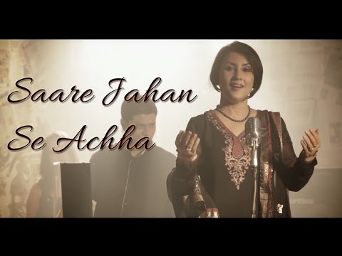 Saare Jahan Se Achha II INDIA LOVE II VIDEO