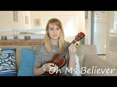Oh Ms Believer - Twenty One Pilots   Ukulele Cover!