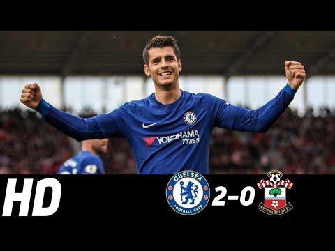 Download Chelsea vs Southampton 2-0 • All Goals & Highlights • Morata & Giroud scored • 2018 HD