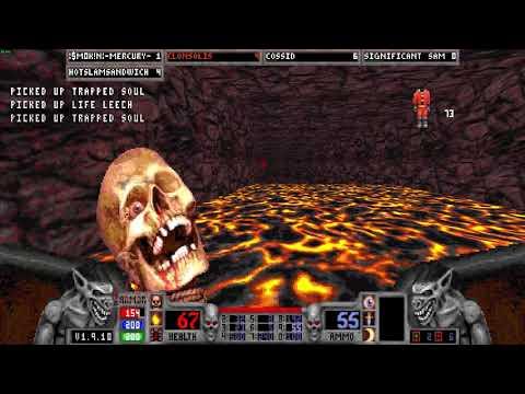 Bloodbath play test of BB3X (beta4) on Blood: Fresh Supply (Steam)  