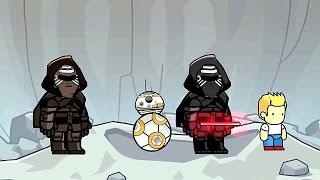 Scribblenauts Unlimited 150 Star Wars The Force Awakens BB-8 & Kylo Ren