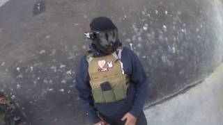 Hollywood Sports Airsoft POV #2    Airsoft Freakout