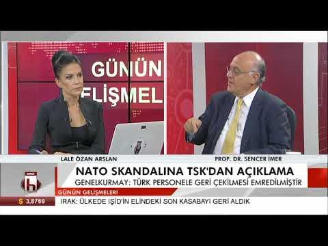 Prof. Dr. Sencer İmer: NATO tatbikatında Türkiye mesaj verildi!