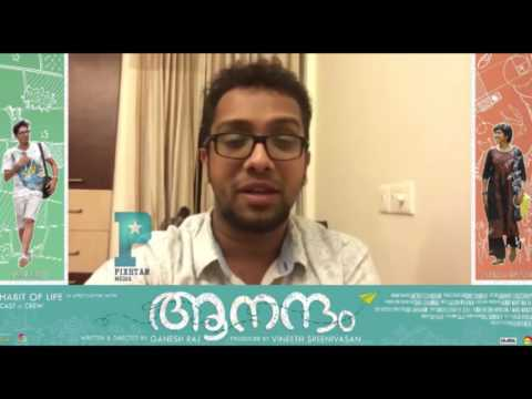 Aanandam Music Director Sachin Warrier Exclusive Chat | Filmy Chutney