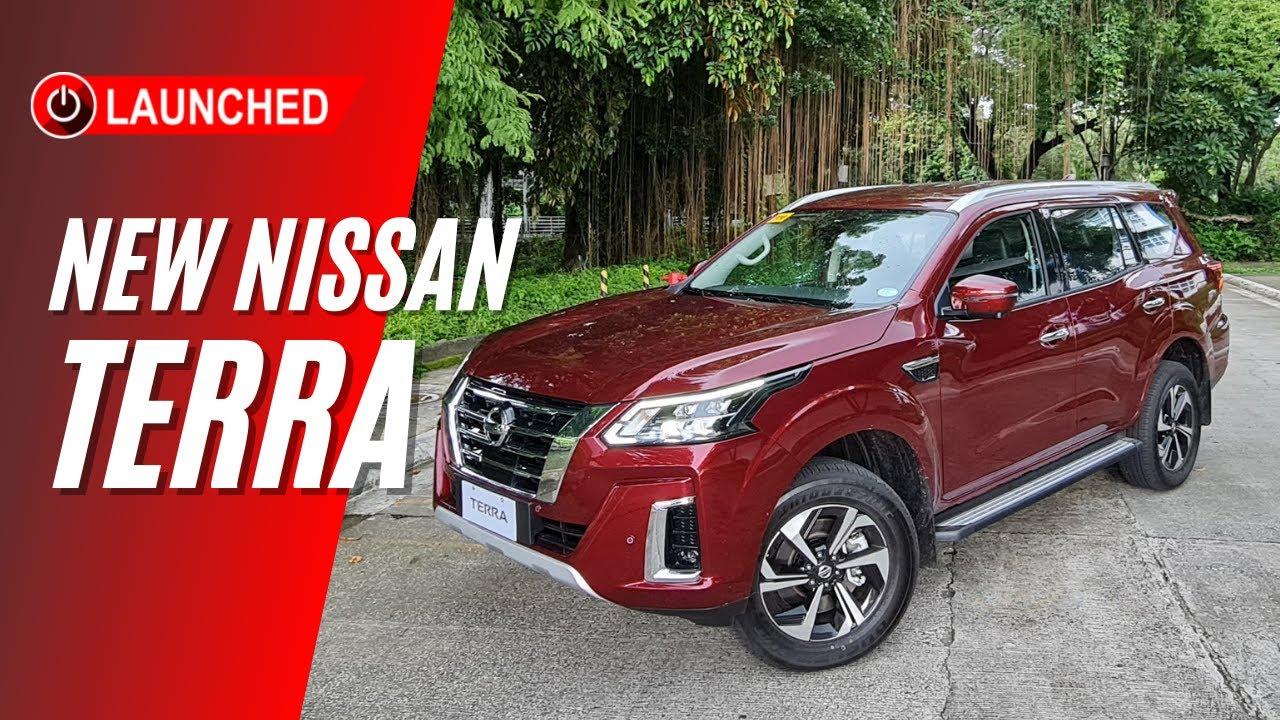 New Nissan Terra - ignitionPH