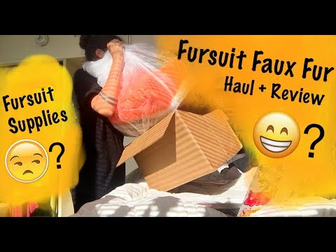 Faux Fur Haul + Review