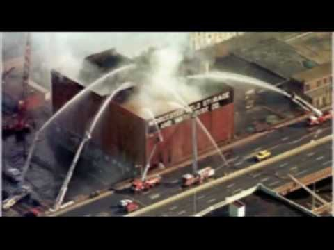Fire Tech 105 - Worcester Cold Storage Warehouse Fire