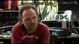 Lars Ulrich eats his words (Global Metal)