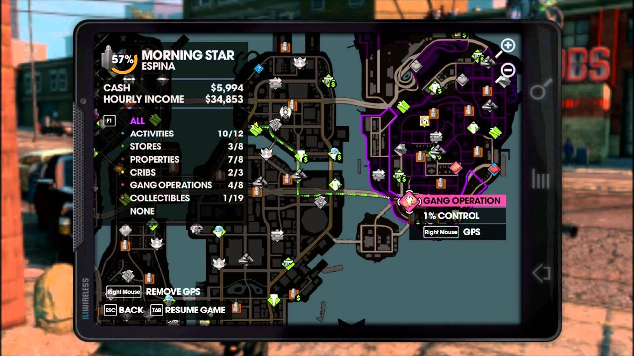 saints row the third gang operation gameplay hd youtube