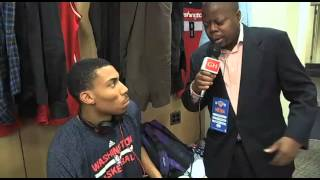 Download WORLD CHANGERS:  Washington Wizards forward Otto Porter Speaks About His Faith MP3 song and Music Video