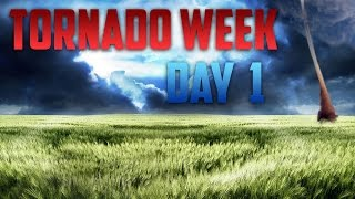 Tornado Week #1 THE SWEETS