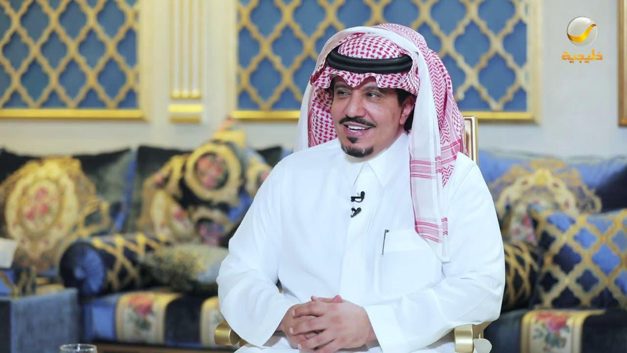 الشاعر طلال عبدالله الرشيد  ضيف برنامج وينك ؟ مع محمد الخميسي الجزء الثاني
