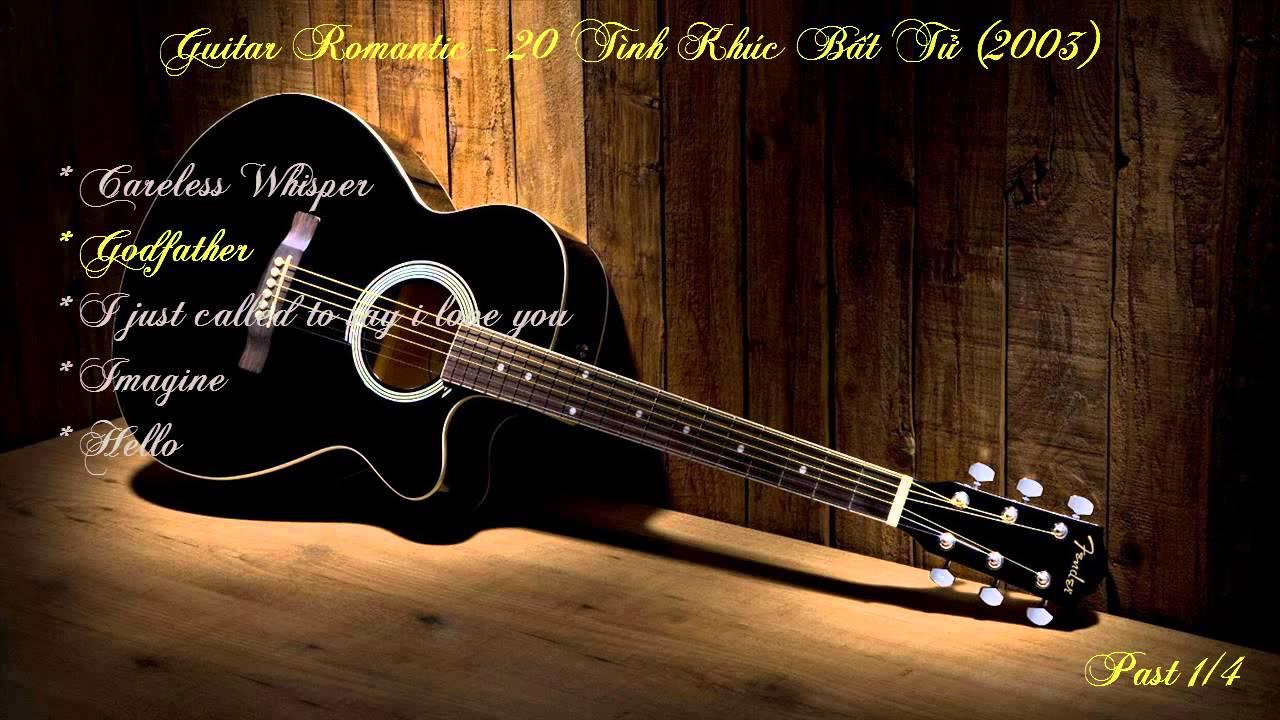 20 Guitar Romantic lossless (wav - 37Mb/file) past 1/4